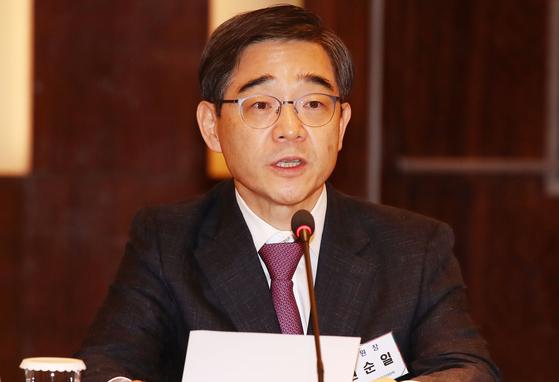 권순일 중앙선거관리위원장. [연합뉴스]