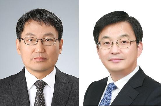 과학상 천정희(左), 기술상 임태원(右)