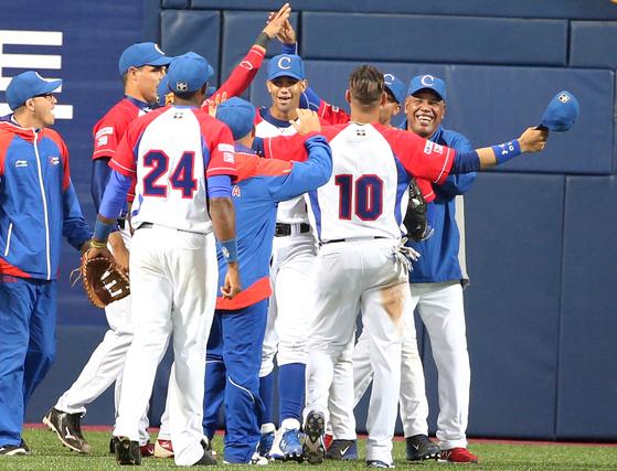 쿠바 야구 대표팀