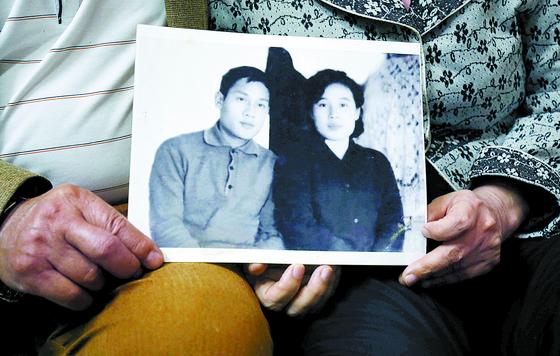 베트남 남편-북한 아내 31년 기다려 결혼