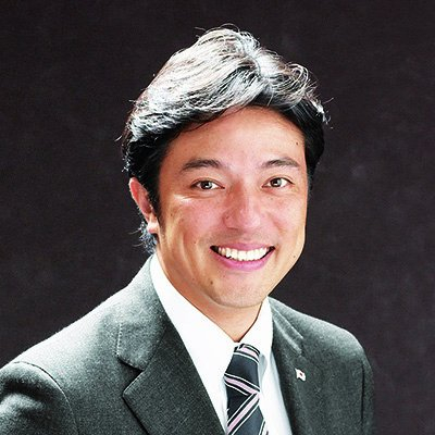 나카야마 야스히에 중의원 의원.[사진=나카야마 의원 트위터 캡쳐]