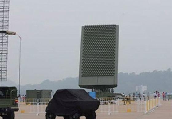 스텔스 전투기를 탐지할 수 있는 3차원 장거리 레이더인 중국의 JY-26. / 사진:China Arms