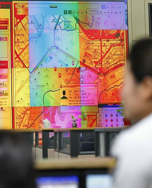성폭력 범죄 대응 '112 스마트 시스템'. [연합뉴스]