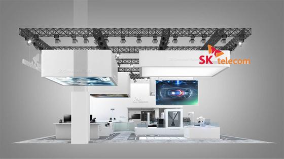 가상공간서 레스토랑 예약, 5G 무인 비행선…O2O는 가라, V2O(가상공간과 오프라인 연결)가 온다