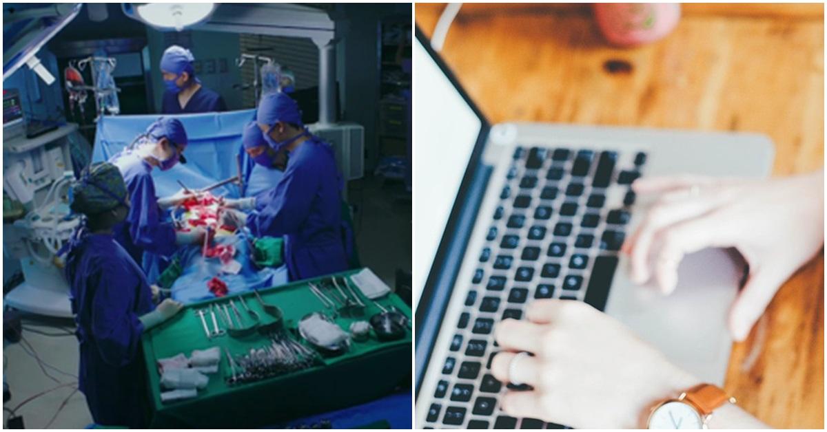 왼쪽은 흉부외과 의사들의 수술 장면(드라마 '흉부외과: 심장을 훔친 의사들' 장면). [사진 SBS·픽사베이]
