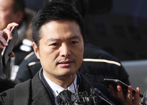 김태우, 2차 피고발인 조사…지금부턴 국민들께 보고