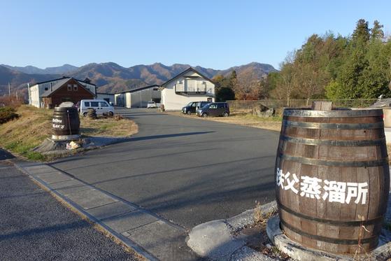 2008년 가동을 시작한 일본 치치부 증류소. 작은 증류소지만 초기 투자비용은 수십 억 원에 달한다. [사진 김대영]