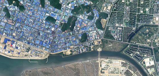 반월국가산업단지 [중앙포토]
