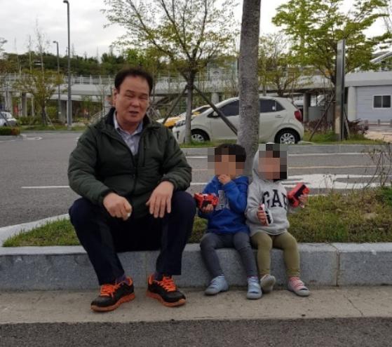 숨진 택시기사 이씨의 생전 모습. [사진 유족 제공]