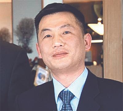 지난해 3월 이탈리아에서 열린 문화행사에 참석한 조성길 주이탈리아 북한 대사대리. [AP=연합뉴스]