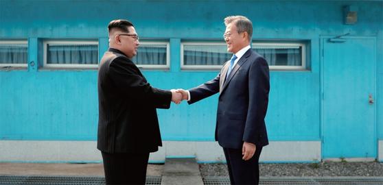 김정은의 서울 답방은 한반도 평화 오디세이에 한걸음 더 가까워지게 만든다. / 사진:연합뉴스