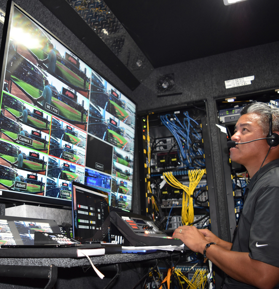 메이저리그 사무국은 카메라와 방송 기술 발전이 '사인훔치기'로 이어지는 걸 적극적으로 막기로 했다. 사진은 기사내용과 관련없음. [연합뉴스]