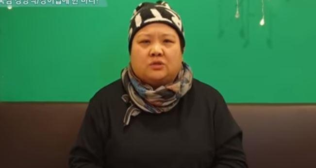 [사진 유튜브 계정 '호호아줌마필동멸치국수' 캡처]
