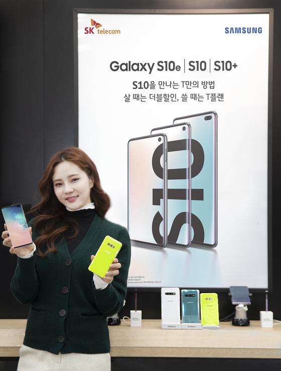 갤럭시S10 예약 판매는 25일부터…5G 모델은 3월말 출시