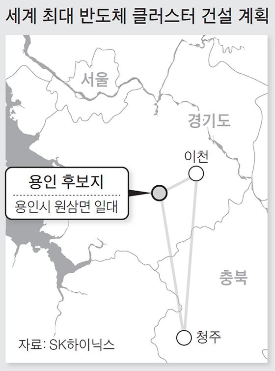 세계 최초 반도체 클러스터 건설 계획