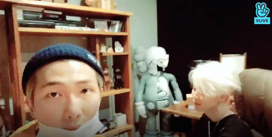 Photo from VLIVE Screenshot
