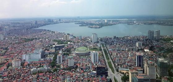 북·미 정상이 두 번째로 만나는 무대가 될 베트남 하노이. / 사진:연합뉴스