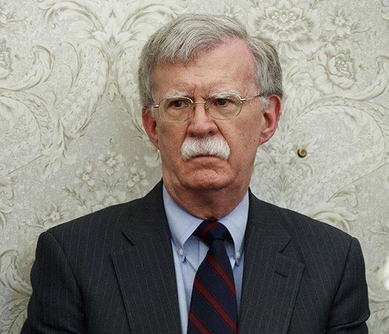 존 볼턴 미국 백악관 국가안보보좌관. [AP=연합뉴스]