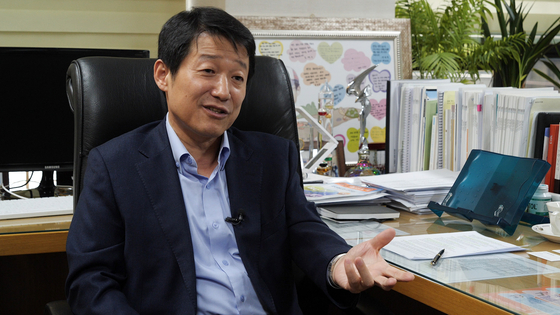원종윤 인성정보 대표. 왕준열 기자