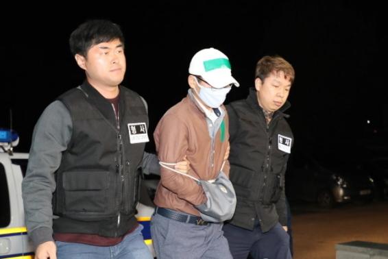 엔씨소프트 윤송이 사장 부친 살해 혐의로 기소된 허모(43)씨가 무기징역을 확정받았다. [연합뉴스]