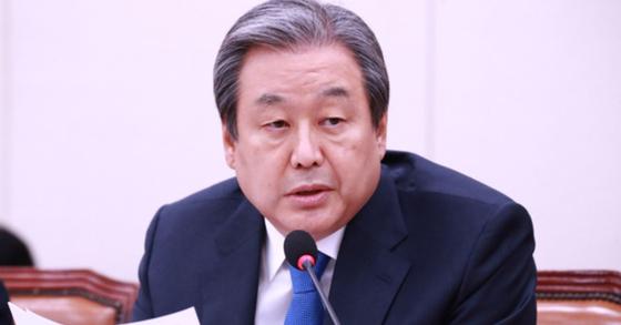 김무성 자유한국당 의원.[중앙포토]