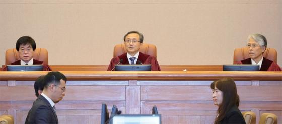 민사고를 포함한 자사고의 학생 선발 시기를 놓고, 헌법재판소에 헌법소원까지 제기됐다. / 사진:연합뉴스