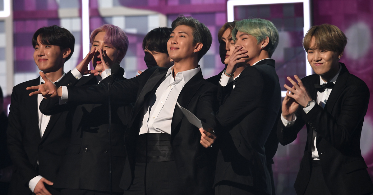Grammy's Official Analysis: Why BTS Keep Breaking Records