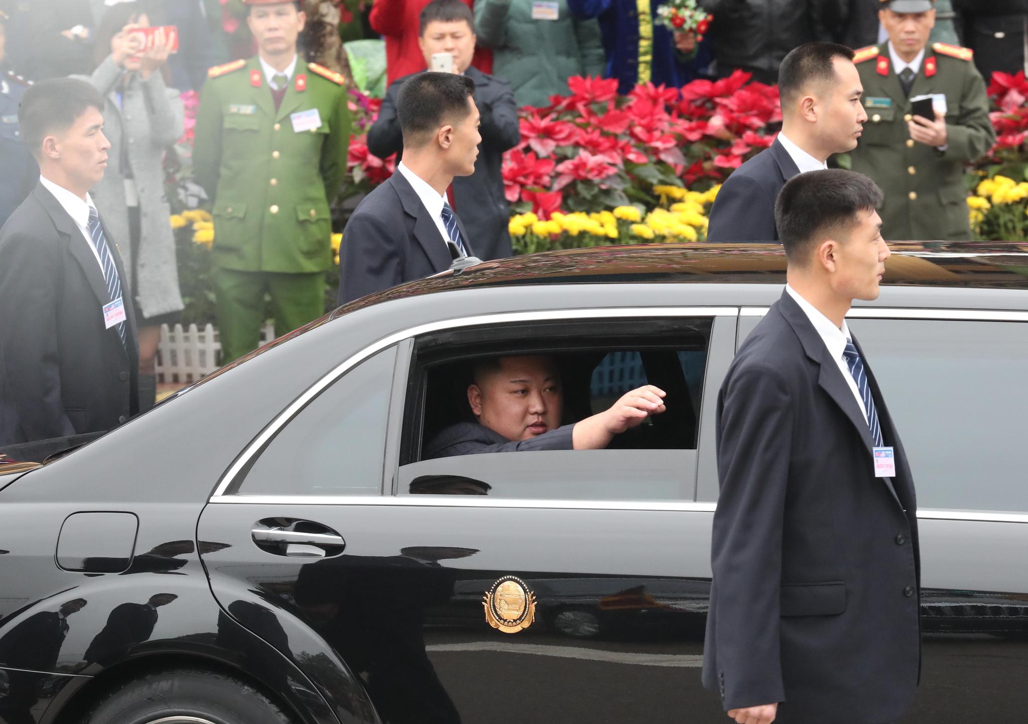 김정은 북한 국무위원장. [연합뉴스]