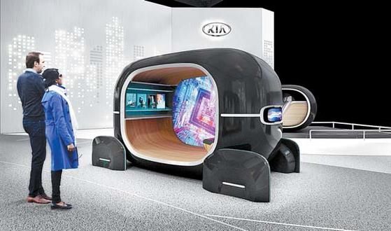현대차와 기아차는 하이브리드·전기차 등 44개 전동화 모델, 연간 167만대 판매로 '클 린 모빌리티'로 전환에 속도를 높여 글로벌 시장을 선도할 계획이다. [사진 현대차그룹]