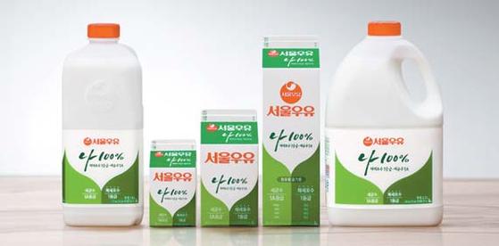 서울우유는 품질 혁신, 소비자 접점 확대 등에서 서울우유만의 가치를 높이고 있다.