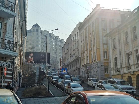 블라디보스토크 하바로프스카야 거리는 신한촌(新韓村)이라고 불렸던 과거 고려인 밀집지다. 이곳은 해외 독립운동가들의 활동 근거지가 됐다. 현재는 러시아인들이 거주하는 낮은 아파트들이 모여있다. 박해리 기자