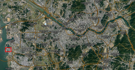Photo from Naver Map