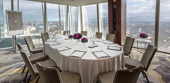 Photo from The Shard Webpage