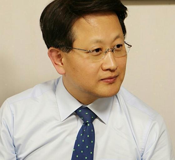 박상훈 청와대 의전비서관[사진 연세대]
