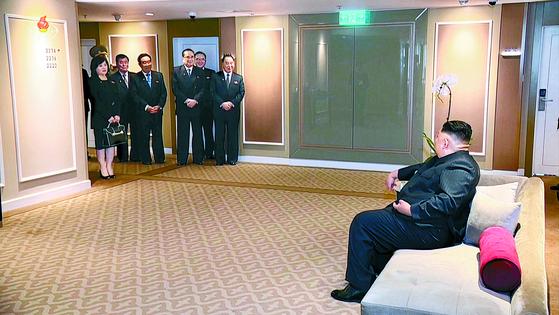 북, 하노이 회담 전 작전회의