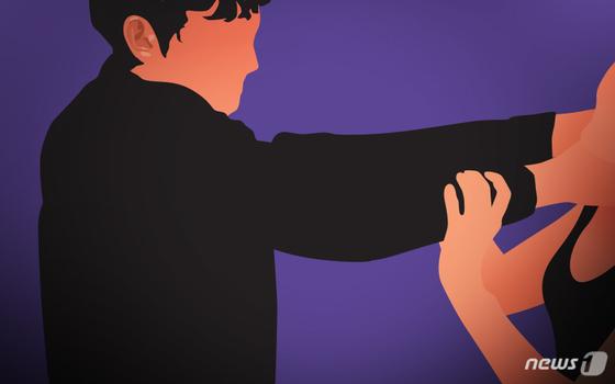 편집조현병을 앓는 딸을 목졸라 살해한 아버지가 징역 7년을 선고받았다. [뉴스1]