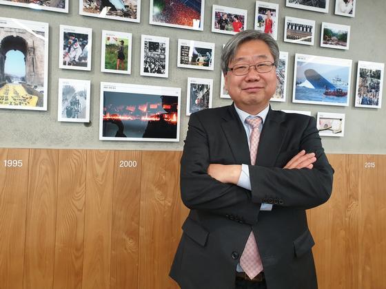 박영재 한국은퇴생활연구소 대표. 서지명 기자
