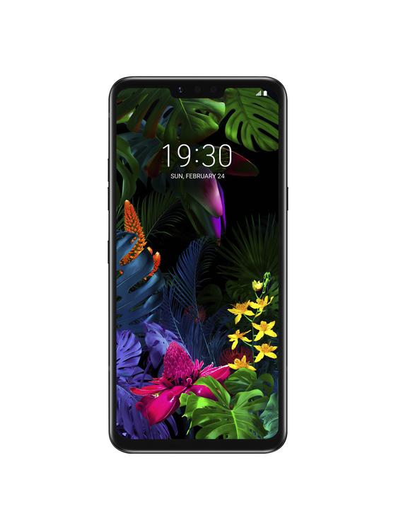 LG전자의 신형 프리미엄 스마트폰 'LG G8 씽큐'