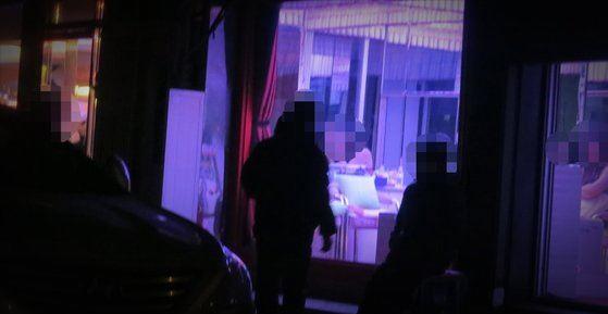 대구 도심의 성매매 집결지였던 중구 도원동 '자갈마당'. [연합뉴스]