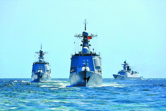 중국 해군