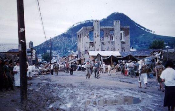 한국 전쟁 당시 모습.[사진 연합뉴스]