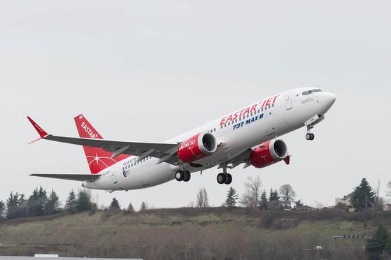 이스타항공이 'B737 맥스8' 기종 2대의 운행을 중단했다. [연합뉴스]