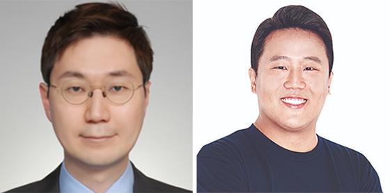 장승준(左), 신현성(右)