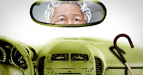 만 65세 이상 노인 운전자에 의한 사고는 2013년부터 5년간 3358건에서 5021건으로 49.5% 증가했다. [중앙포토]