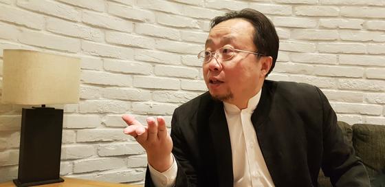 토큰캔 거래소 창립자 예창 대표