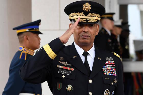 빈센트 브룩스 한ㆍ미연합사령관 겸 주한미군 사령관. [중앙포토]