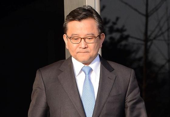 김학의 전 법무부 차관. [중앙포토]