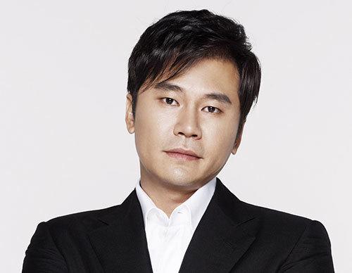 양현석 YG엔터테인먼트 대표.