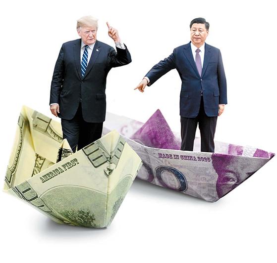 미·중 경제패권