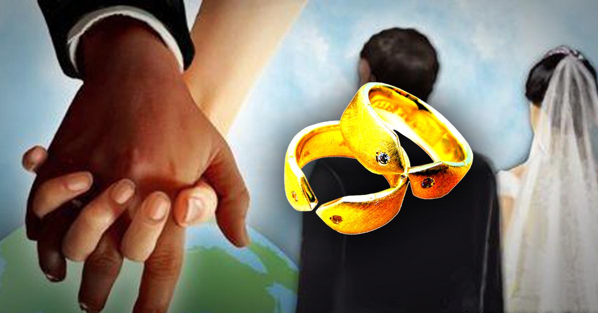 13년 만에 가장 큰 폭으로 국제결혼이 늘어난 것으로 집계됐다. [중앙포토·연합뉴스]